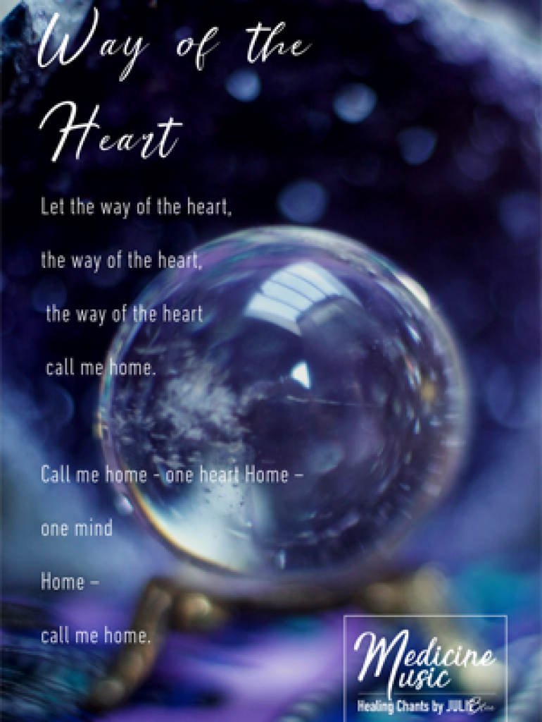 Way of the Heart - Art card